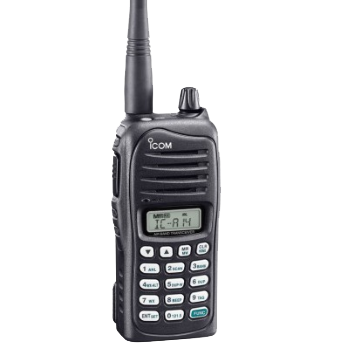ICOM Ground to Air Radio